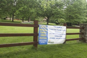 Antioch Park will be the site of Merriam's Turkey Creek Festival Saturday.