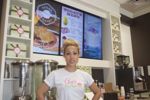 Jennifer Scott manages the Gigi's in Mission.