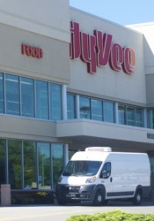 The Hy-Vee lot in Mission will get a seasonal Italian Ice trailer.