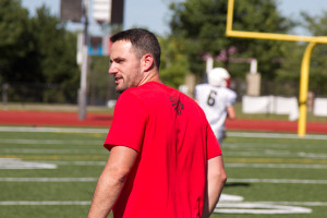 Coach Ben Bartlett says a revamped conditioning program is intended to help his team stay with opponents late in games.