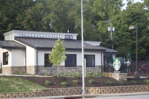 Starbucks on johnson drive