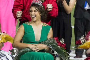 Anastasya Bagdasaryan is the 2015 SM North Homecoming Queen