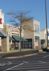 The Merriam Town Center, completed under a TIF agreement,  is now home to a number of national retailers.