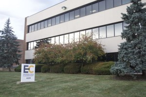 The Enterprise Center in Johnson County is located in the Fairway office park.