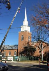 Photo courtesy Village Presbyterian Church.
