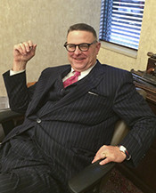 Dan Bolen of Bank of Prairie Village.