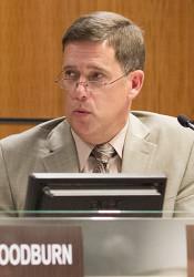Superintendent Jim Hinson .