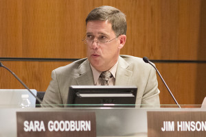 Superintendent Jim Hinson received a raise of approximately 9.5 percent last summer.