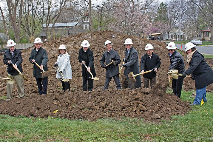 New Apartment Property Breaks Ground In Downtown Overland Park