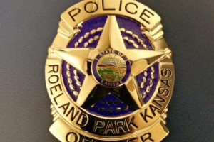 Roeland Park Police badge