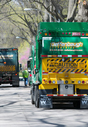 Service issues with Deffenbaugh prompted Prairie Village to put the city's waste contract out to bid.