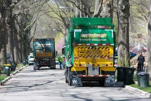 Service issues with Deffenbaugh have prompted Prairie Village to put the city's waste contract out to bid.