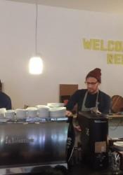 The Refugio cafe. Photo courtesy Lisa Welker.