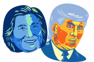 Hillary_Donald