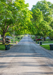 The Howe Drive residents argued that because their street is a cul-de-sac, a sidewalk would do little to improve walkability throughout the city.