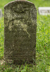 Headstones that date back to the 1860s still stand in Highland Cemetery in Prairie Village.
