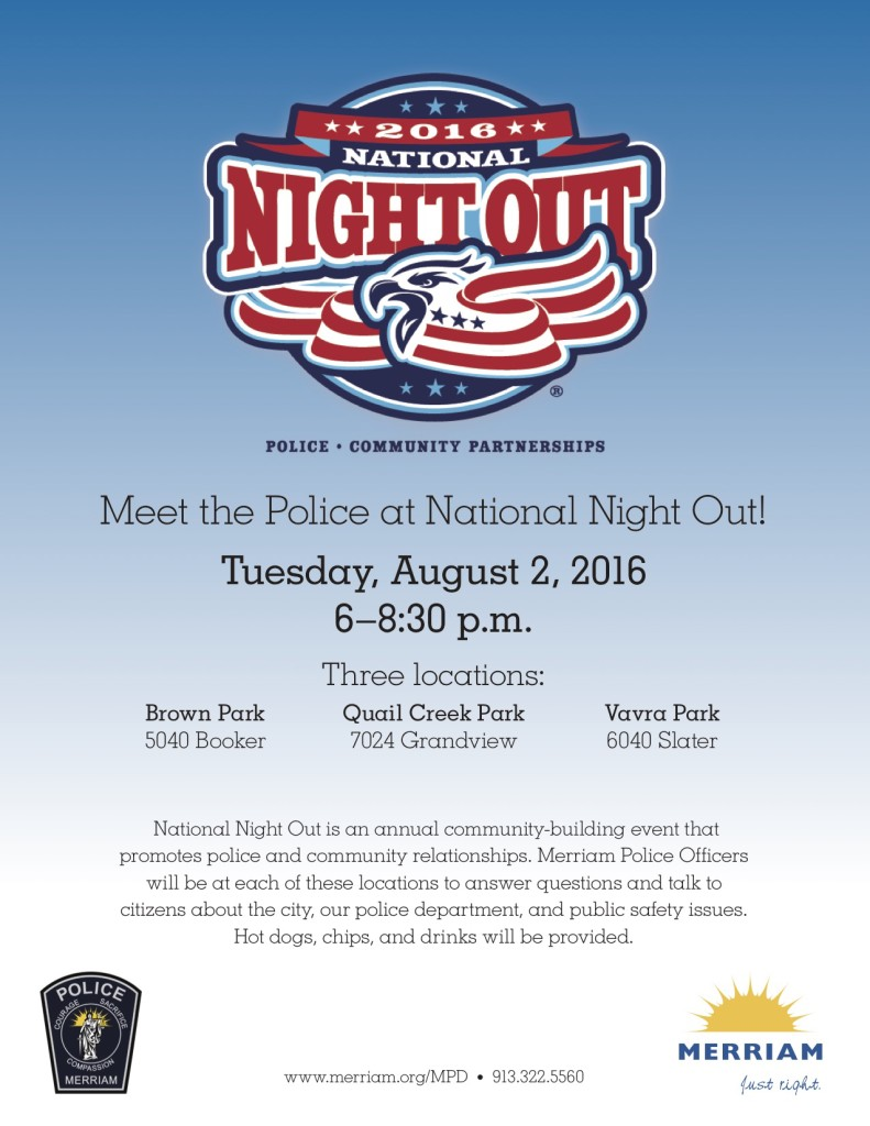National Night Out 16