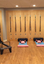 The BodyinSync studio in Prairie Village.