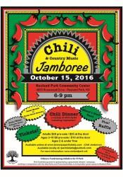 chili flyer