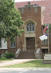 Overland Park Presbyterian Church is for sale