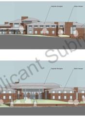 Proposed Sunbelt Health Care Center