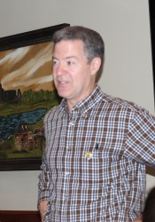 Kansas Gov. Brownback pushes economic policies