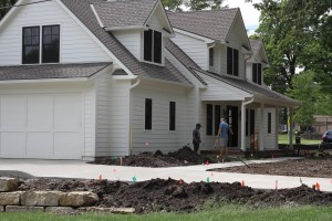 Tear downs and new housing in Fairway are among the issues being considered in an update of the Comprehensive Plan