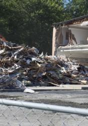 7500 Mission Road demolition