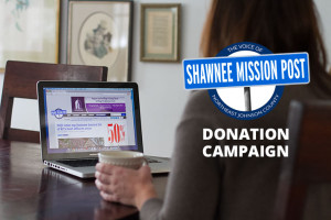 If the Shawnee Mission Post has become a part of your daily routine, we're asking you to help us keep covering the community by making a small financial donation.
