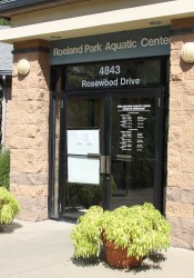 Roeland Park Aquatic Center is a cooperative venture between the city and the Johnson County Parks and Recreation District