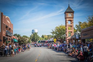 This will be the 56th Annual Overland Park Fall Festival Parade.