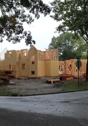 How Fairway should respond to the upswing in new teardown homes is among the issues listed in a survey of residents.