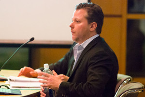 Blair Tanner said increased costs for the project prompted the request to raise the public financing cap.
