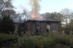 Photo via Overland Park Fire Department.