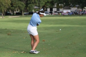 Senior Jessica Parker led a sextet of SM East golfers to earn all-state honors with a first team selection.