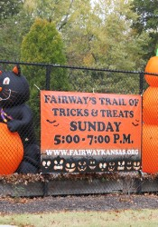 Fairway Halloween