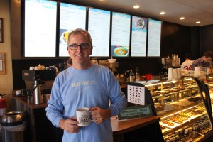 Jeff Stottle of Foo's Fabulous Cafe