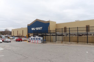 Walmart plans to spend $500,000 remodeling its Roeland Park store.