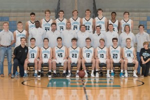 The Lancer boys tip off their season on Dec. 8, as they host the Public vs. Private Championship Showndown. (Contributed by Pete Rieg)
