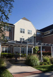 Dial operates the Silvercrest at Deer Creek retirement community in southern Overland Park. Photo via Silvercrest website.
