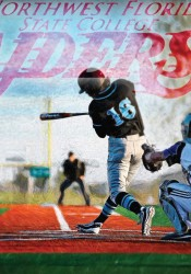 Shawnee Mission East outfielder Jake Randa had a change of heart and will be attending Northwest Florida State College next fall. (via @jakeranda16/Twitter)