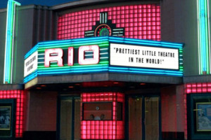 Photo via the Rio Theatre.